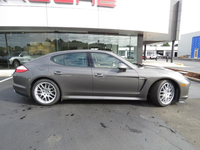 Certified Pre-Owned 2013 Porsche Panamera 4