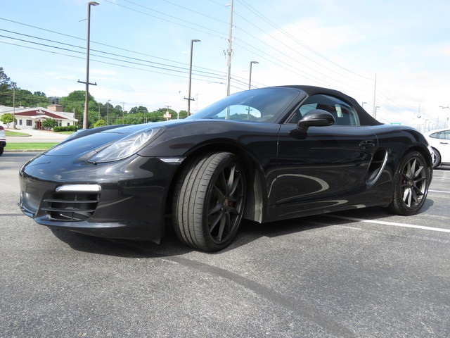 Certified Pre-Owned 2014 Porsche Boxster S