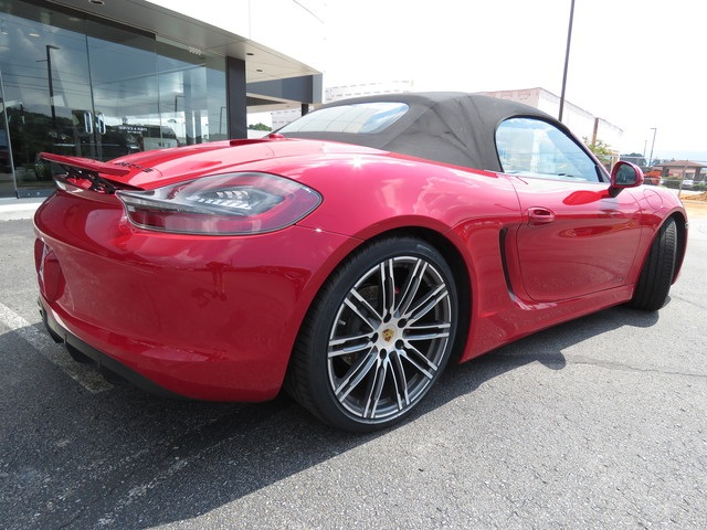 Certified Pre-Owned 2015 Porsche Boxster GTS